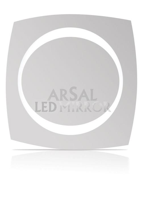 A 519 LED MIRROR   70*70 CM