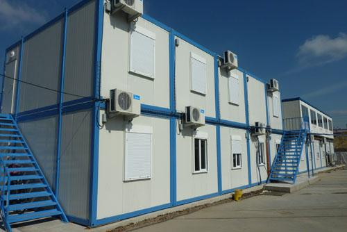 Container Projects as our abroad job