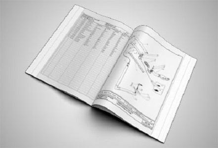Studio grafico STUDIO 80 realizzazione depliant manuali di istruzione e  cataloghi ricambi