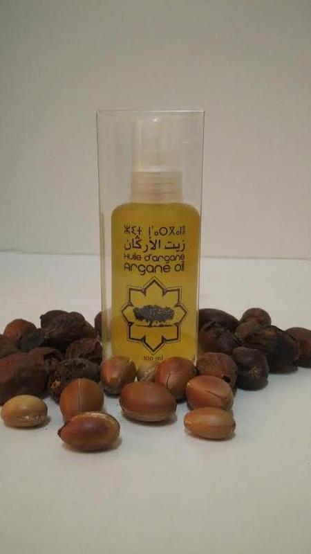 bio argan oil certified ecocert.