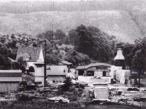 1924 Gründung SÄgewerk BUchen