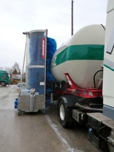 Speedywash Tankanlage