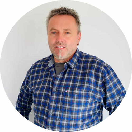 Geschäftsführer Jürgen Schmidt