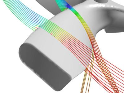 Strömungssimulationen mit CFD