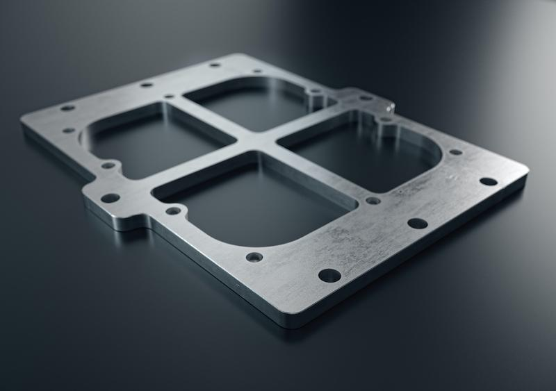 Stainless steel baseplate