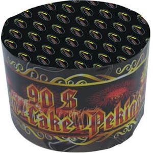 100 colpi spettacoli fuochi d'artificio