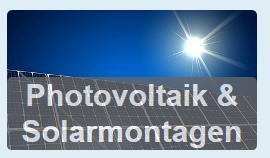Photovoltaik & Solarmontagen