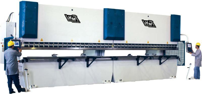 Hidralmac hydraulic press DHC PLATINUM (LINHA ESTALEIRO PREMIUM)