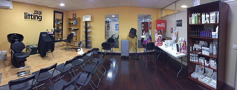 Nuestro salón oficial de formaciones / Our official education center