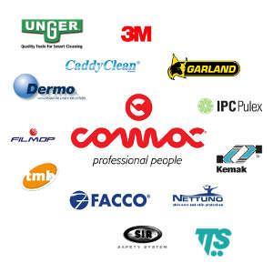 Representamos as melhores marcas a nível europeu, garantindo assim um serviço de garantia em tudo o que comercializa.