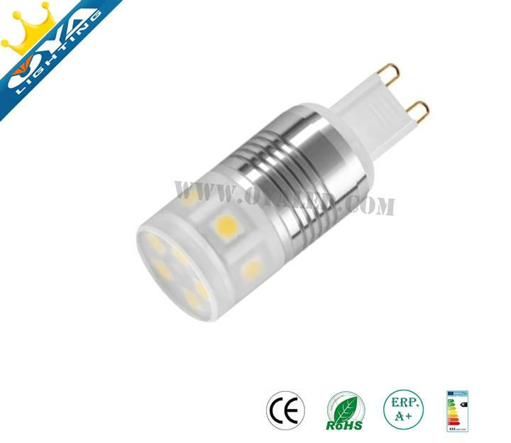 hot sale aluminum G4 3w 5050 3528 2835 360degree LED Bulb