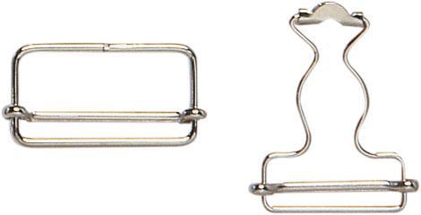 Boucle métal salopette - LOUTTE
