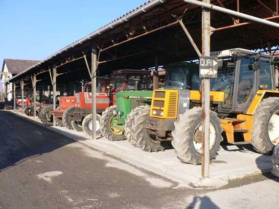 achat de tracteurs agricoles d'occasion