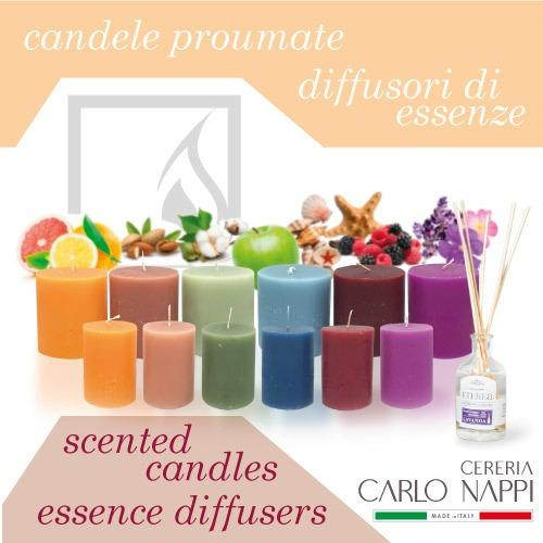 Scented Candles - essence diffusers