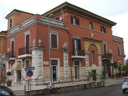 Intervento di restauro su una palazzina storica
