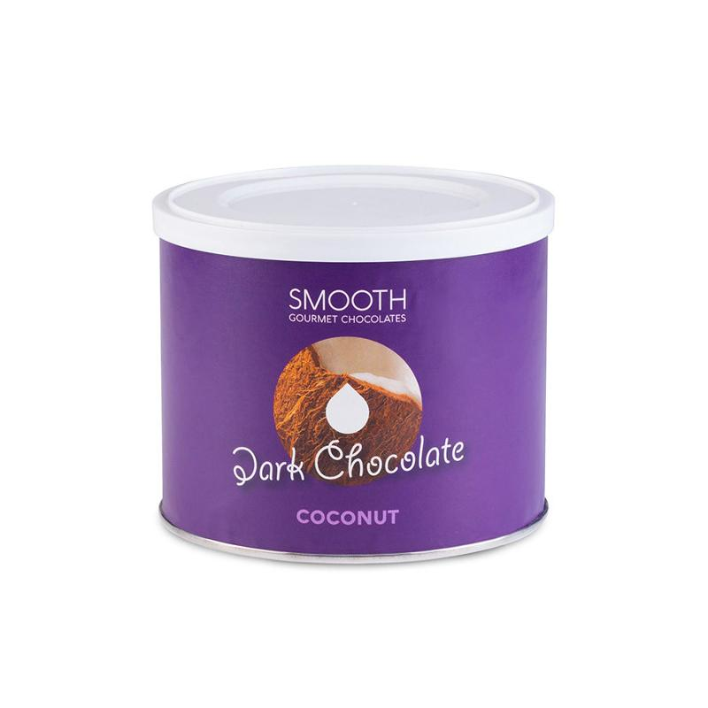 Dark Chocolate with Coconut