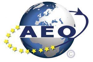 Logo-Zertifikat AEO