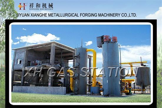 Best-selling Cold Gas Station of Single-stage Gasifier(Anthracite)