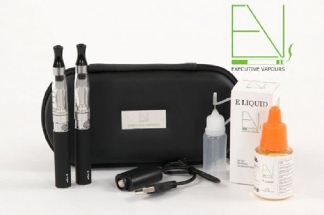 Twin Peaks - electronic cigarette eGO CE4 EV KIT BLACK