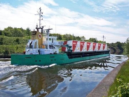 AGS Brest - sea shipment