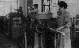 Seifenmanufaktur und -produktion