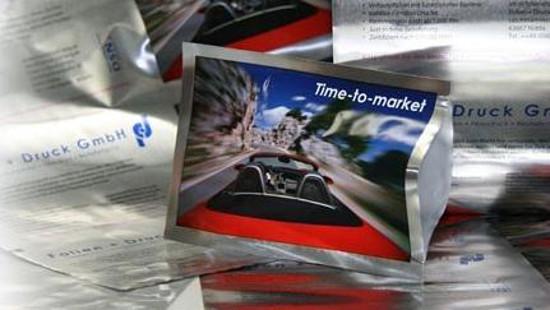 Packaging foil (bag)