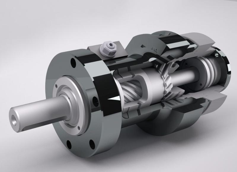 Working Pressure up to 2150 bar Torqueup to 250.000 Nm Angle of Rotation up to 360° Special Angle of Rotation up to 1.500°