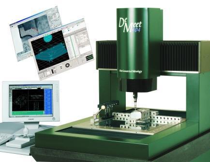 Machine de mesures VIDEO 2D et 3D - SOMECO
