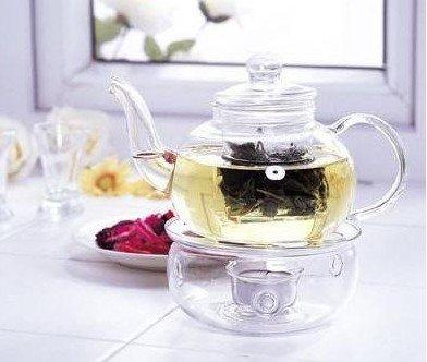 600ml glass teapot, borosilicate glass, heat resistant glass, This glass teapot is microwave oven safe, can be put gas/fire directly.The instantaneous temperature exposure is from -20℃ to 150℃.
