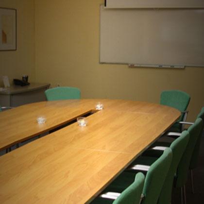 Oficinas equipadas y locales industriales: servicios