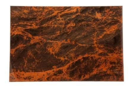 Tile of obsidian