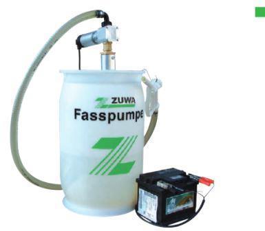 Zuwa - Hersteller von Fasspumpen