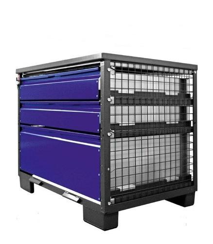 Die Gitterbox mit Schubladen - LCB