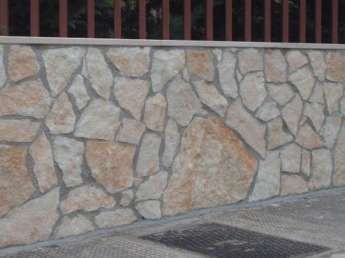stone coating for outdoor