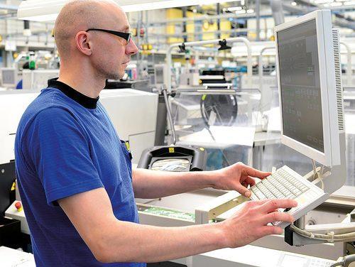 Steuerungsbau / Automation