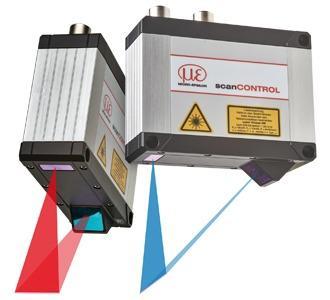 2D/3D Laser Profile Scanners