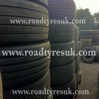 Exporters of quality used truck tyres from the UK.