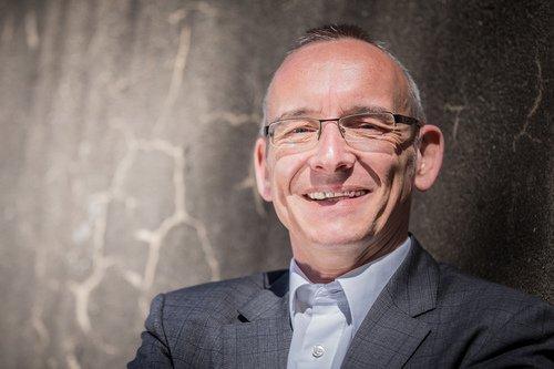 Geschäftsführer Mark-Oliver Müller