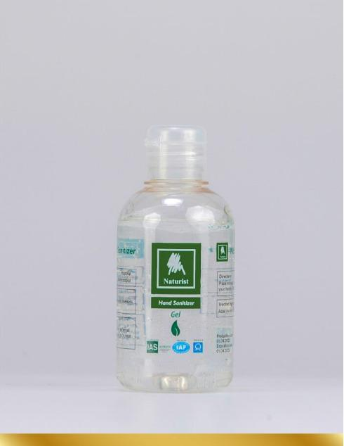 Gel Hydroalcoolique en flacon 100 ml