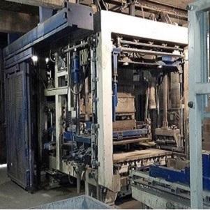 Production de blocs, hourdis, pavés et Bordures avec Centrale à Béton comprise et 30 moules
