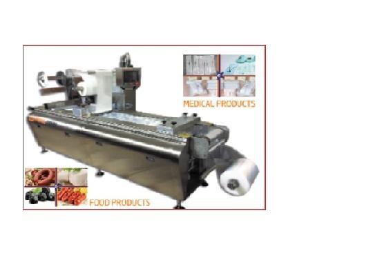 chain vacuum thermoforming machine