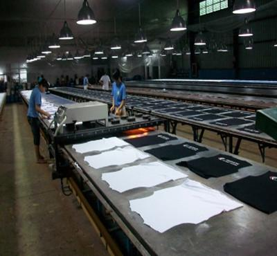 Election/promotional t-shirts factory