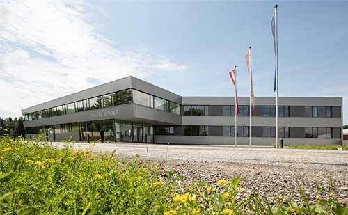 Company Headquarter Gleisdorf