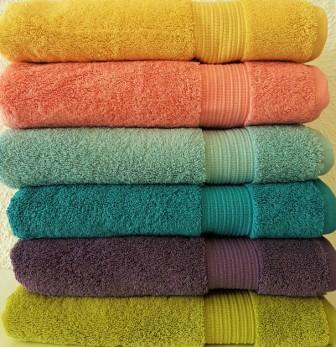 %100cotton Solid Terry towel