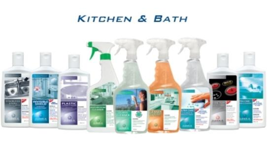 Kitchen & Bath cleaning and protection