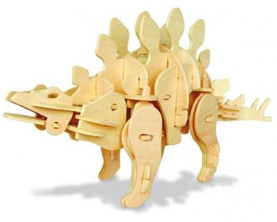 Stegosaurus (wood)
