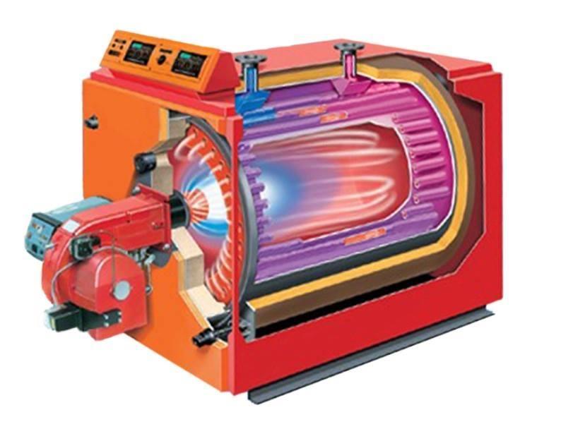 Mizu series hot water boilers