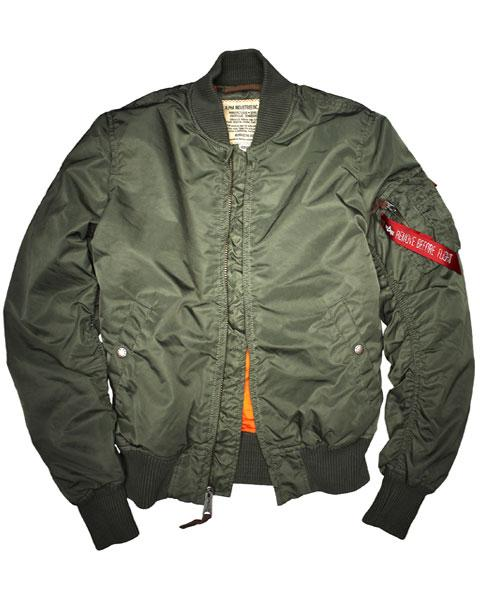 We are an authorised stockist and reseller of all Alpha Industries Clothing.