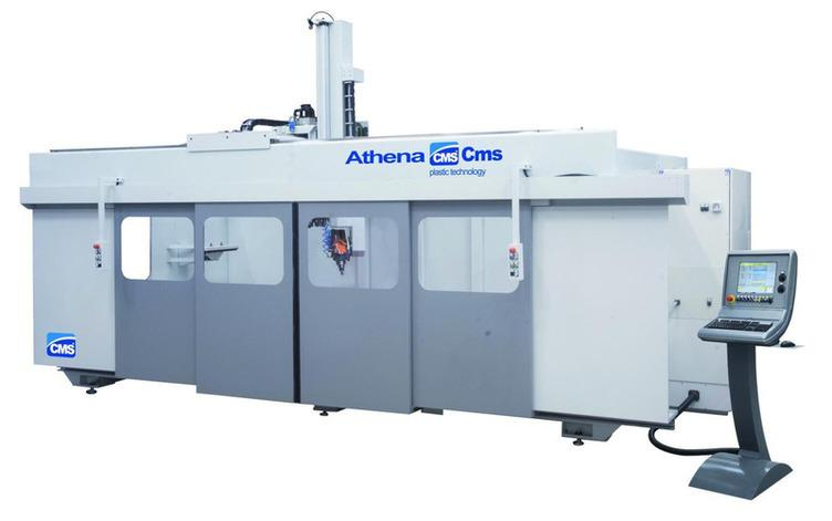 CMS - modello ATHENA