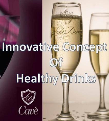 INNOVATIVE CONCEPT OF HEALTHY DRINKS
